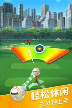 决战高尔夫截图