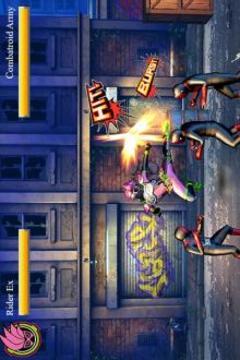 Ultimate Rider : Ex-Aid Henshin Fighting 3D截图