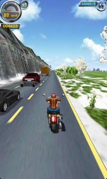 AE 3D摩托 AE 3D Motor截图