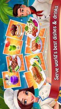 Cooking Day - Top Restaurant Game截图