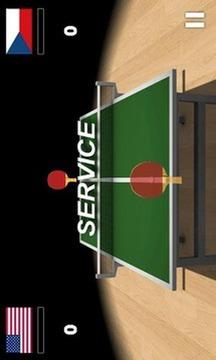 3D乒乓球_完整版截图