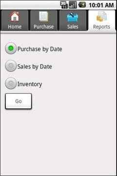 前端销售系统