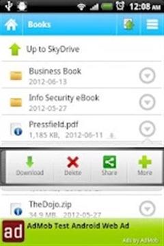 SkyDrive云端助理