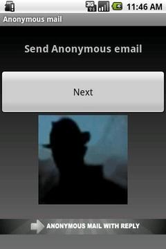 发送匿名邮件