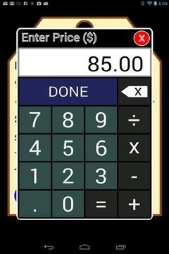 折扣计算器 Discount Calculator