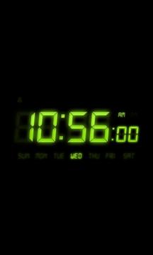 炫彩LCD闹钟