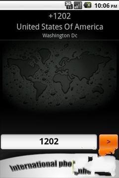 国际电话追踪