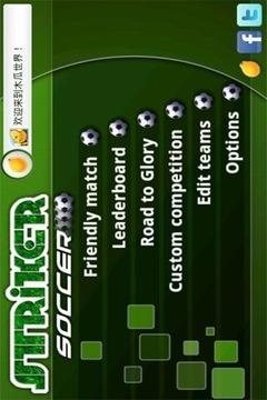足球前锋 Striker Soccer