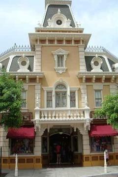 迪士尼建筑