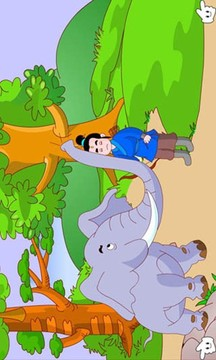 乐1图书-猎人救象