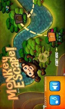 猴子大逃亡
