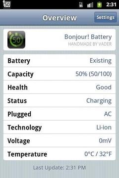 电池机器人 Battery Droid