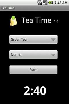 煮茶提醒软件