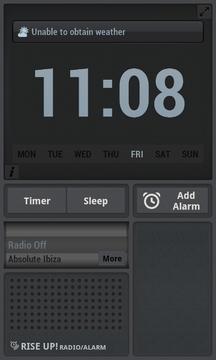 睡眠闹钟广播