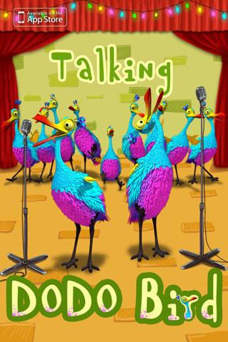会说话的嘟嘟鸟 Talking DoDo Bird
