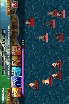 舰队战争 Fleets War