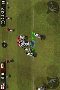 国际橄榄球大赛 Rugby Nations 2011