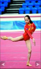 体操小丫邓琳琳