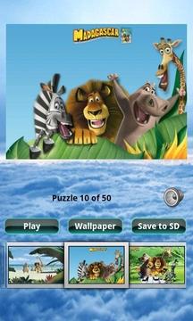 马达加斯加拼图 Madagascar Puzzle