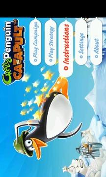 疯狂企鹅高清版 HD Crazy Penguin Catapult