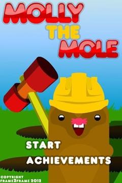 茉莉鼹鼠 molly the mole