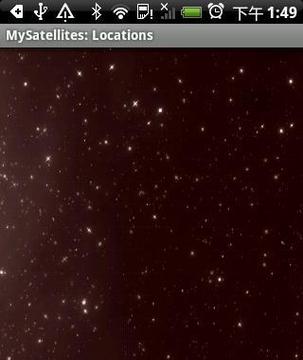 我的卫星 MySatelletes