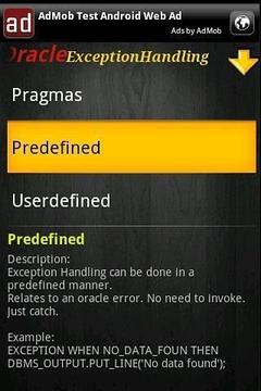 Oracle参考工具