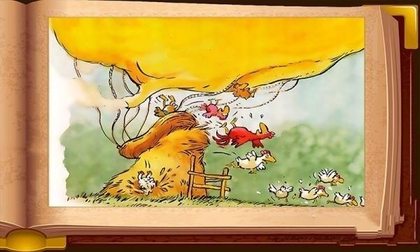 我去找回太阳 童话故事