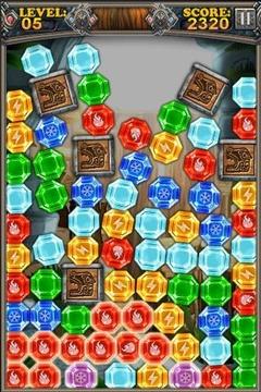 物理宝石消除 Diamond Drag