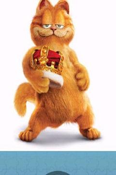 加菲猫的秘密