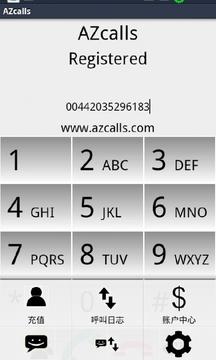 网络电话 SIP NetPhone