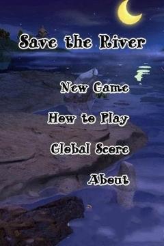 拯救河流-推炸弹 Save the river - push bomb