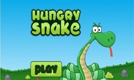 饥饿的可爱动画图片