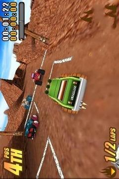 3D越野赛车