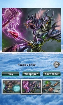 世界魔兽拼图 World of Warcraft Puzzle