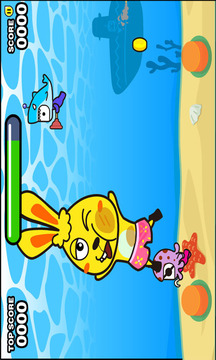 儿童益智游戏-卡布休深海探秘