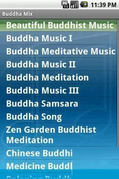 禅:Buddhamix收音机