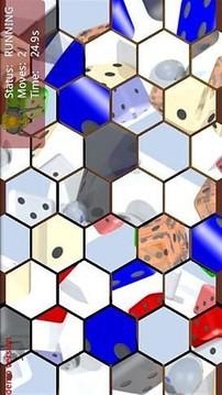 Honey Comb Puzzle Lite