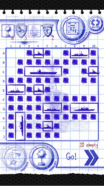 涂鸦海战 Naval Clash