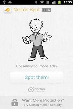 诺顿广告侦测