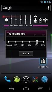 全能音效插件 Audio Fx Widget