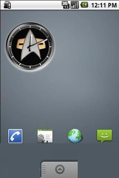 星际迷航(Star Trek)时钟