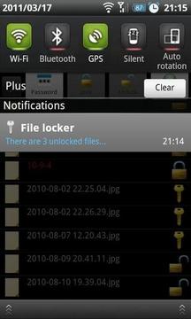 文件加密 File locker