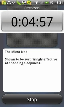 打盹专用闹钟 Power Nap Alarm