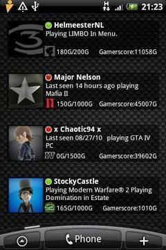 Xbox实时状态插件