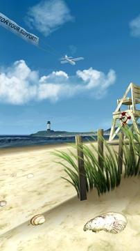 沙滩动态壁纸