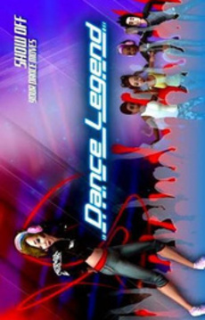 舞蹈传奇 DANCE LEGEND MUSIC GAME