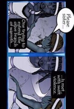 沙漠风暴漫画