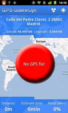GPS WakeUp