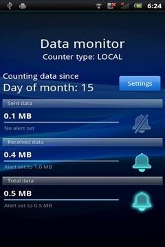 数据监控 Data monitor